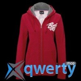 Женская куртка Mini Ladie's Hooded Sweet Jacket, Red 80 14 2 208 885