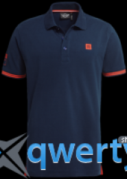Мужская рубашка-поло Mini Men's Polo, You.Me.Mini. Blue 80 14 2 338 790