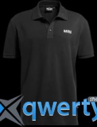 Мужская рубашка-поло Mini Wordmark polo Black 2014 80 14 2 338 871