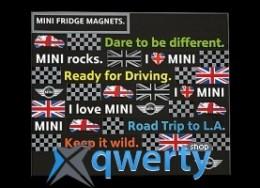 Набор магнитов Mini Fridge Magnets 80 23 2 220 824