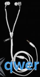 Наушники Mini Zip Earplugs White 80 29 2 345 765