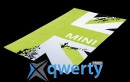 Полотенце Mini Beach Towel Green 80 23 2 318 597
