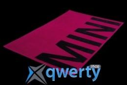 Полотенце Mini Wordmark Towel, Berry 80 23 2 294 756