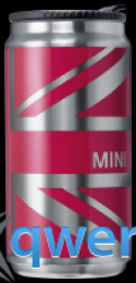Термостакан Mini Union Jack Thermos Can Berry 80 28 2 345 775