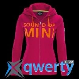 Женская куртка Mini Ladies' Sound Sweat Jacket Get in your MINI Convertible 80 14 2 294 697 купить в Одессе