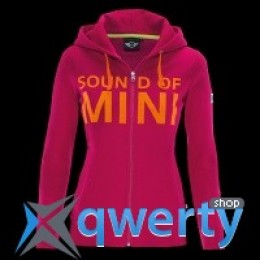 Женская куртка Mini Ladies' Sound Sweat Jacket Get in your MINI Convertible 80 14 2 294 700