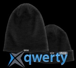 Шапка Mini Logo Hat Black 80 16 2 302 746