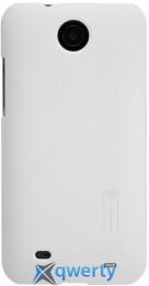 NILLKIN HTC Desire 300 - Super Frosted Shield (White