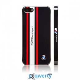 CG Mobile BMW Hard Case Shiny Finish Navy for iPhone 5/5S (BMHCP5SSN)