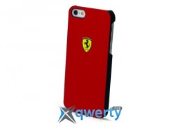 CG Mobile Ferrari Hard Case Scuderia Collection Red for iPhone 5/5S (FESCHCP5RE)
