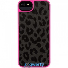 Griffin Moxy Case Series Big Cat Black/Pink for iPhone 5/5S (GB35512)