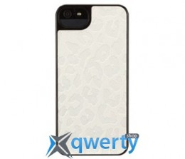 Griffin Moxy Case Series Big Cat White/Black for iPhone 5/5S (GB35513)