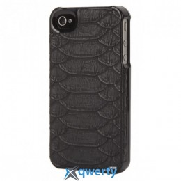 Griffin Moxy Case Series Python Black for iPhone 5/5S (GB35525)