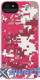 Griffin Pixel Crash Pink for iPhone 5/5S (GB36104)