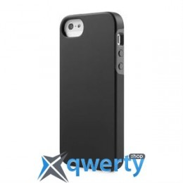 Incase Pro Hardshell Case Black/Gray for iPhone 5/5S (CL69056)