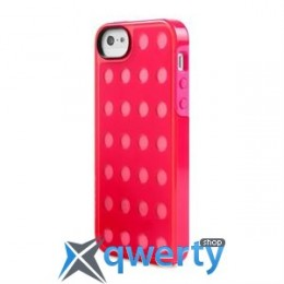 Incase Pro Hardshell Case Fluro Pink for iPhone 5/5S (CL69059)