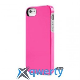 Incase Pro Hardshell Case Magenta/Gray for iPhone 5/5S (CL69058)