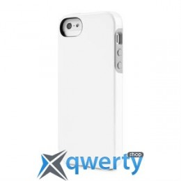 Incase Pro Hardshell Case White/Gray for iPhone 5/5S (CL69057)