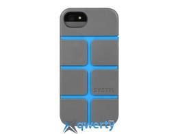 Incase SYSTM Chisel Case Asphalt/Blue for iPhone 5/5S (SY10060)