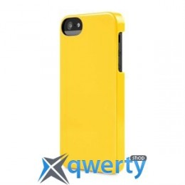 Incase Snap Case Gloss Lemon for iPhone 5/5S (CL69215)