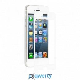 Moshi iVisor XT Screen Protector White/Glossy for iPhone 5/5S/5C (99MO020924)