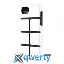 Incase SYSTM Chisel Case White/Black for iPhone 5/5S (SY10035)