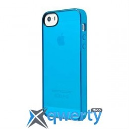 Incase Tinted Snap Case Gloss Techno Blue for iPhone 5/5S (CL69218)