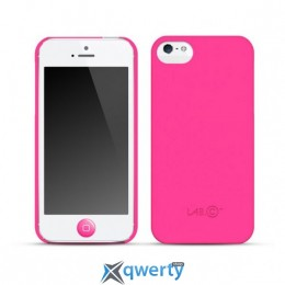 Lab.C 7 Days Color Case Hot Pink for iPhone 5/5S (LABC-104-HP)