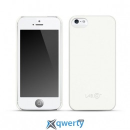 Lab.C 7 Days Color Case Milky White for iPhone 5/5S (LABC-104-MW)