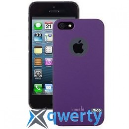 Moshi iGlaze Slim Case Tyrian Purple for iPhone 5/5S (99MO061411)