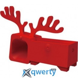 Ozaki O!music Zoo Deer Red for iPhone 5 (OM936DB)