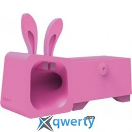 Ozaki O!music Zoo Rabbit Pink for iPhone 5 (OM936RB)