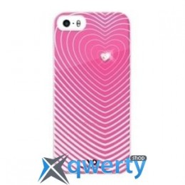 White Diamonds Heartbeat Pink for iPhone 5/5S (1210HBT41)