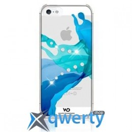 White Diamonds Liquids Blue for iPhone 5/5S (1210LIQ44)