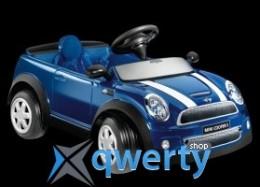 Детский педальный автомобиль Mini Cooper S Cabrio Junior 80 93 2 160 190