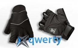 Велосипедные перчатки BMW Fingerless Bike Gloves (размер M) (80920442230)