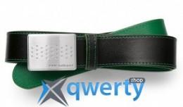 Мужской кожаный ремень BMW Men's Golfsport Belt (80162318419)