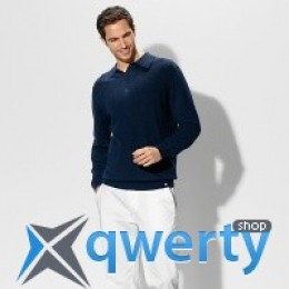 Мужской вязаный пуловер BMW Men's knitted Polo Sweater 80 14 2 298 123