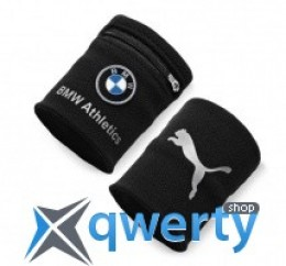 Напульсник с карманом BMW Wrist Wallet Black (80232231778)