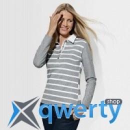 Женская рубашка в регбийном стиле BMW Ladies' Rugby Shirt 80 14 2 211 514