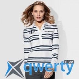 Женская рубашка в стиле регби BMW Ladies' Yachting Rugby Shirt 80 30 2 208 290