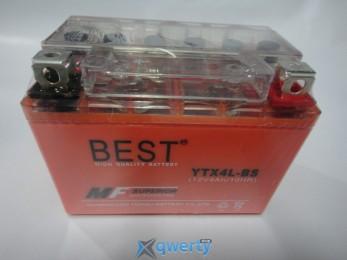 Аккумулятор для мопедов Хонда (Best)