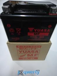 Аккумулятор для мопедов Ямаха(Yuasa)