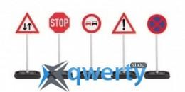 Дорожные знаки BMW Traffic Signs 2 80 93 0 396 138