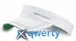 Козырек BMW Golfsport Visor White 80 16 2 333 788