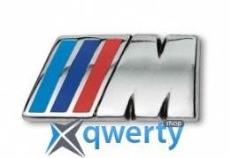Значок BMW M Logo Badges 80 23 2 152 291