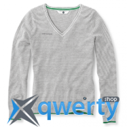 Женский свитер BMW Ladies' Golfsport Sweater Grey 80 14 2 318 370