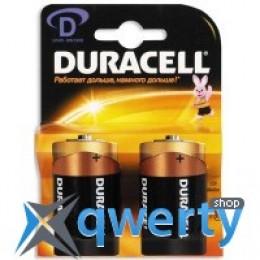 Duracell D/ LR20 /MN1300 KPN 02*10 2 шт. (81427278)