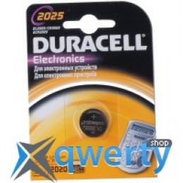 Duracell DL2025 DSN 1 шт. (81269159)