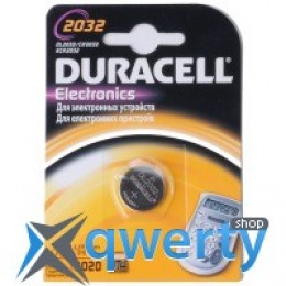 Duracell DL2032 DSN 1 шт. (81373217)